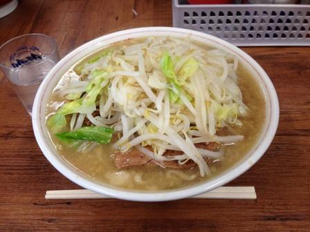 20140311 ラーメン二郎 品川店③