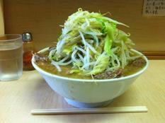20130202 ラーメン二郎 京成大久保④