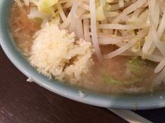 20151009 蒲田店 ニンニクUP