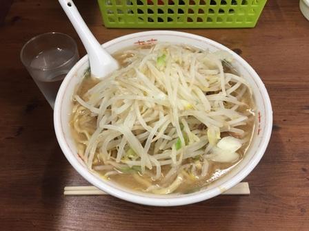 20151119 ラーメン二郎 品川店③
